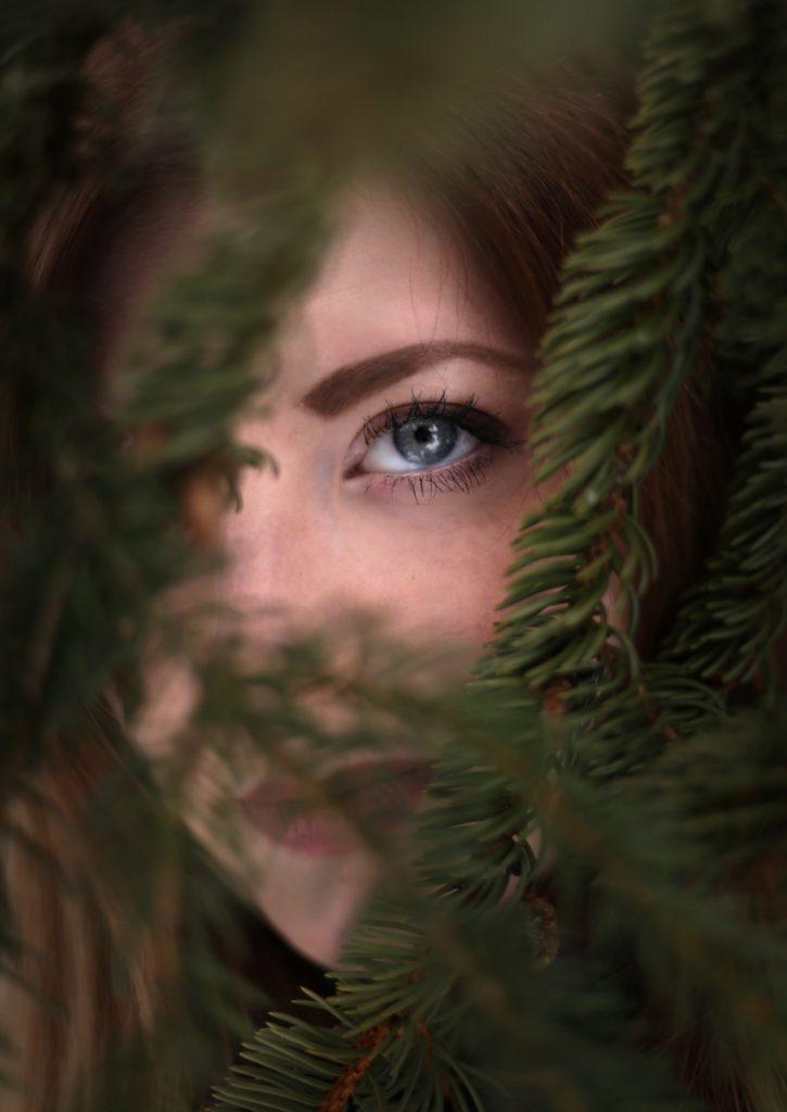 Portraitfotografie Tanne Outdoor