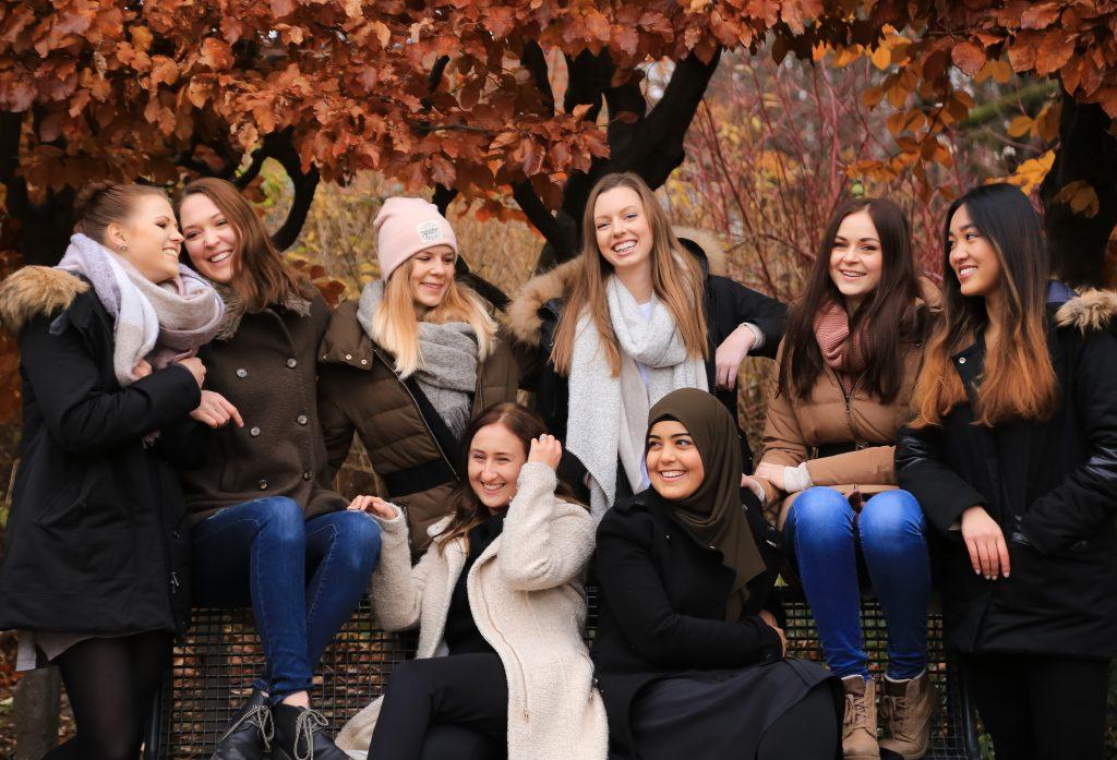 Gruppenfotoshooting Outdoor Köln