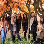 Gruppenfotoshooting Mädels